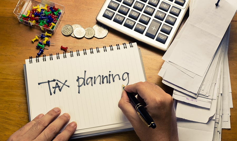 Tax Ideas to Add to Your Resolutions for 2015